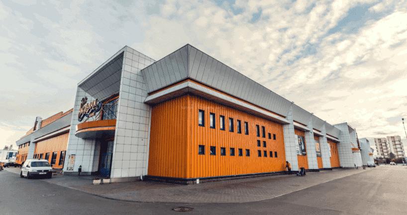 строительство торговых центров и магазинов